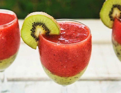 Mojito z mrożonych owoców