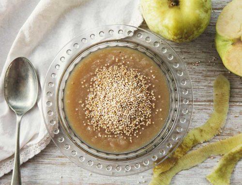 Zupa z kwaśnych jabłek