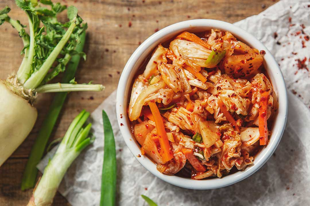 Absolutnie dobre - Kimchi